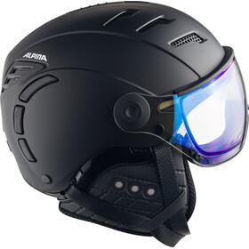 Alpina Jump 2.0 VM Casque de ski, black matt